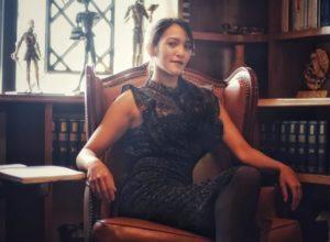Victoria Sanchez Directora de Orquesta Orchestra Conductor