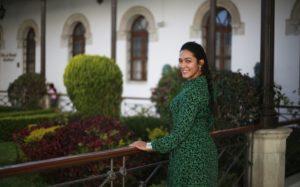 Victoria Sánchez, Directora de Orquesta UAEH